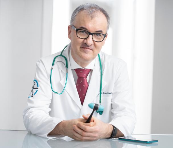 Dr N. Med. Piotr Zwoliński