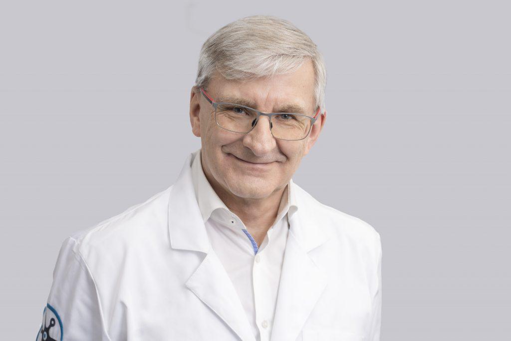 prof. dr hab. n. med.  Marcin Roszkowski